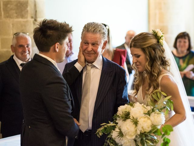 Il matrimonio di Federico e Alessia a Palaia, Pisa 28