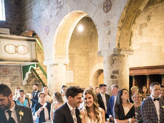 Il matrimonio di Federico e Alessia a Palaia, Pisa 29