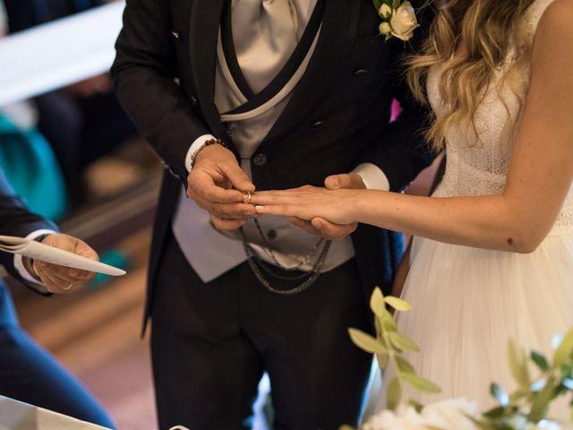 Il matrimonio di Federico e Alessia a Palaia, Pisa 32