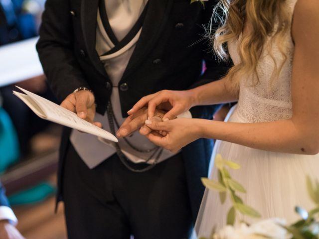 Il matrimonio di Federico e Alessia a Palaia, Pisa 33