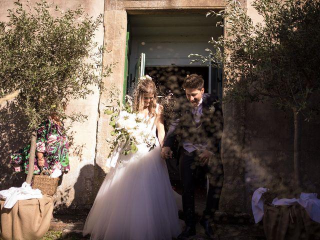 Il matrimonio di Federico e Alessia a Palaia, Pisa 34