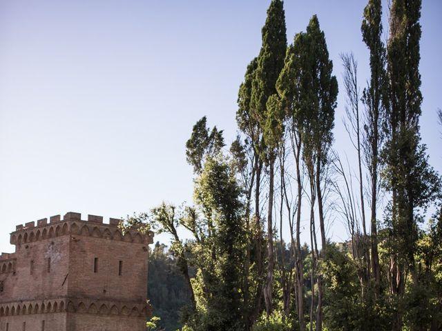 Il matrimonio di Federico e Alessia a Palaia, Pisa 36