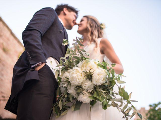 Il matrimonio di Federico e Alessia a Palaia, Pisa 37
