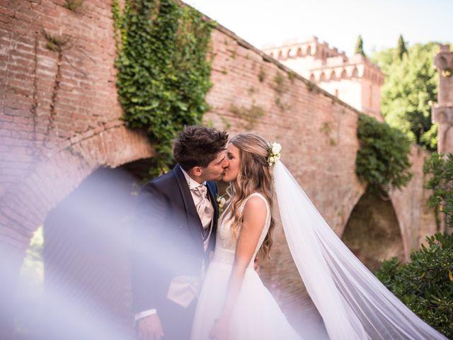 Il matrimonio di Federico e Alessia a Palaia, Pisa 38