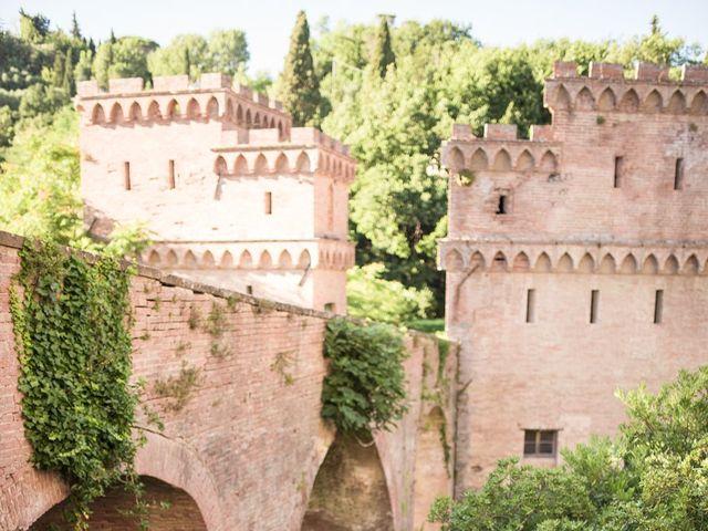 Il matrimonio di Federico e Alessia a Palaia, Pisa 39