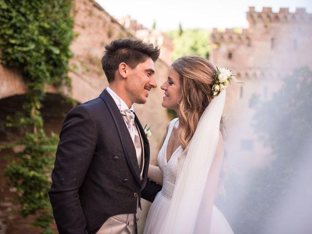 Il matrimonio di Federico e Alessia a Palaia, Pisa 40