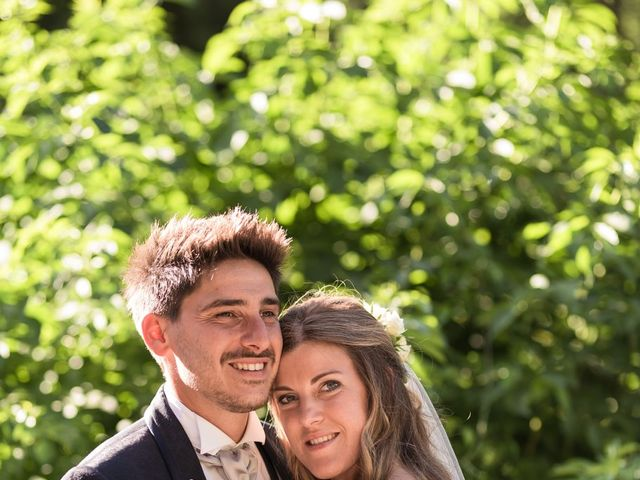 Il matrimonio di Federico e Alessia a Palaia, Pisa 42
