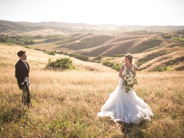 Il matrimonio di Federico e Alessia a Palaia, Pisa 43