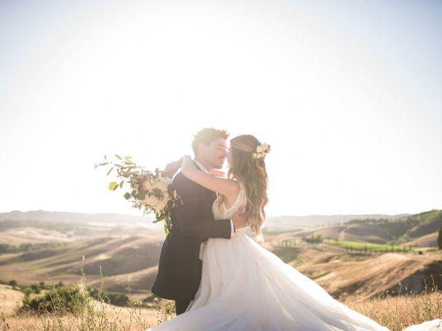 Il matrimonio di Federico e Alessia a Palaia, Pisa 45