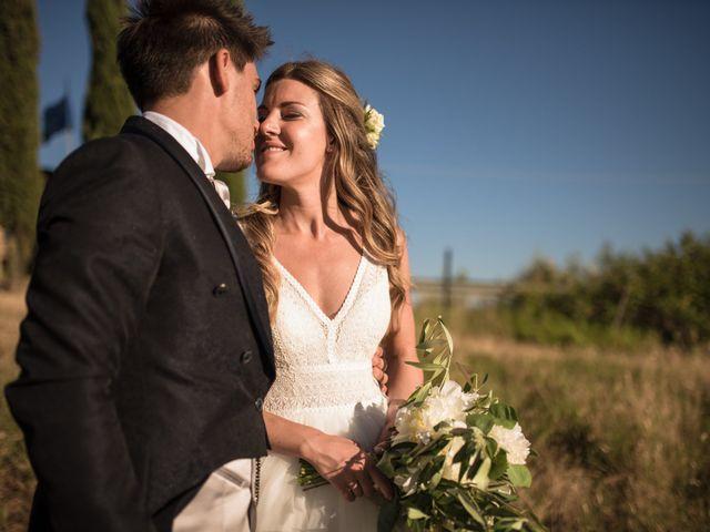 Il matrimonio di Federico e Alessia a Palaia, Pisa 46