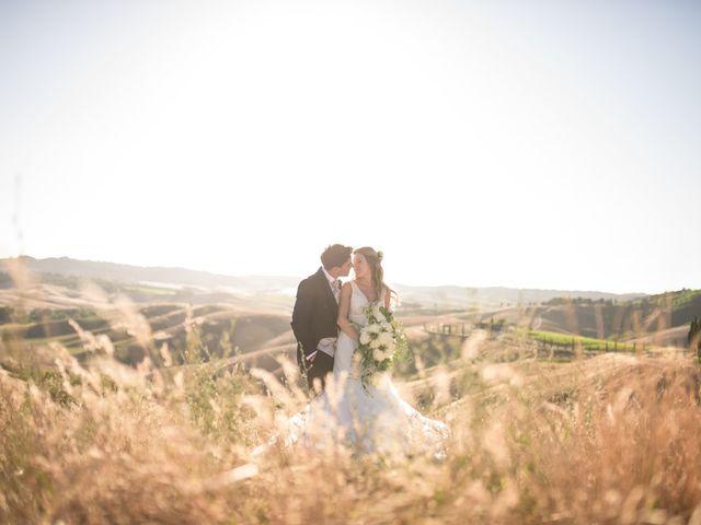Il matrimonio di Federico e Alessia a Palaia, Pisa 47