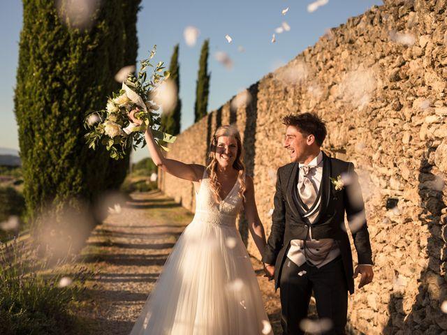 Il matrimonio di Federico e Alessia a Palaia, Pisa 49
