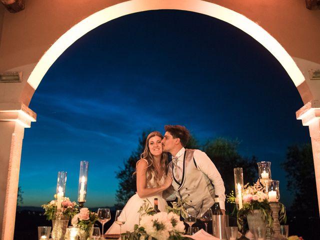 Il matrimonio di Federico e Alessia a Palaia, Pisa 55