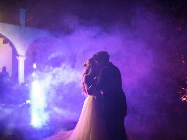 Il matrimonio di Federico e Alessia a Palaia, Pisa 57