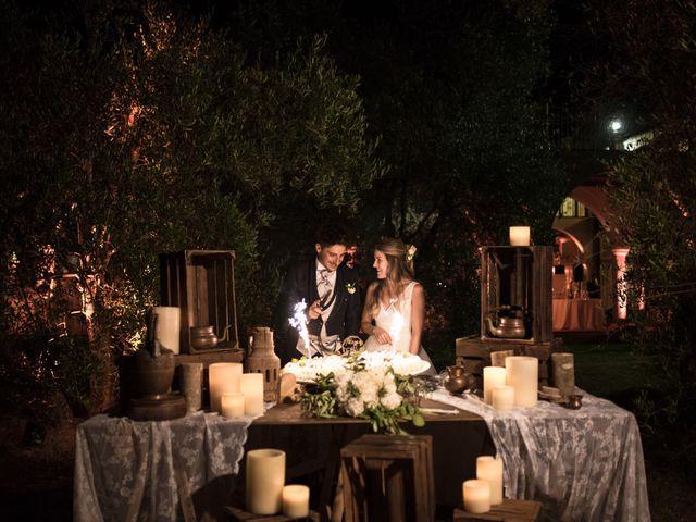 Il matrimonio di Federico e Alessia a Palaia, Pisa 59