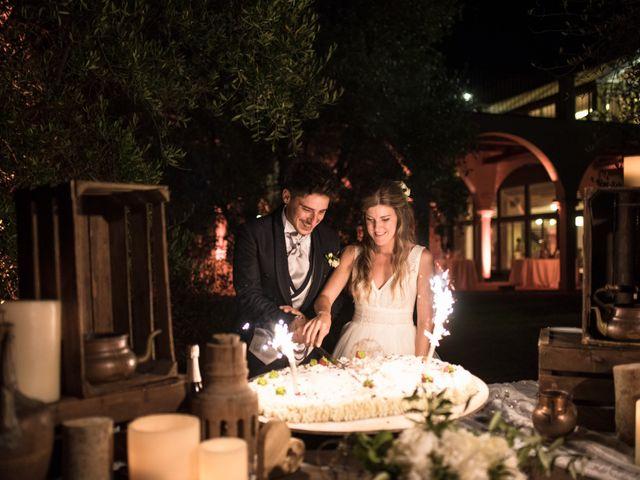 Il matrimonio di Federico e Alessia a Palaia, Pisa 60