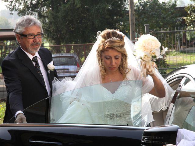 Il matrimonio di Mirco e Stefania a Triuggio, Monza e Brianza 12
