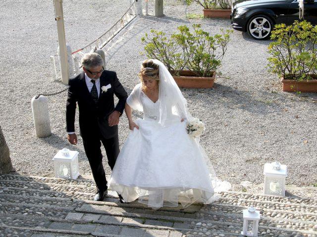 Il matrimonio di Mirco e Stefania a Triuggio, Monza e Brianza 13
