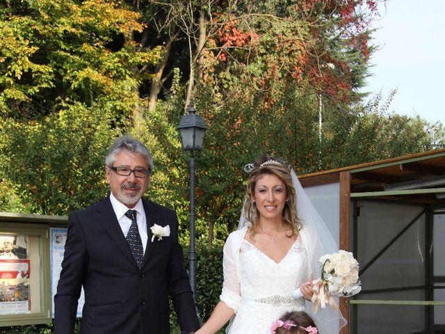Il matrimonio di Mirco e Stefania a Triuggio, Monza e Brianza 15