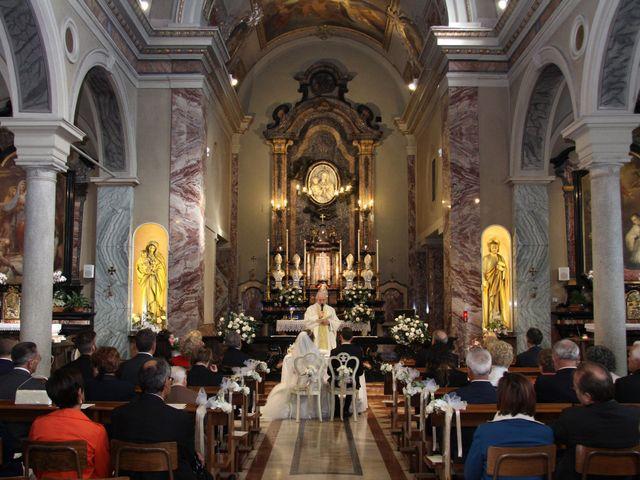 Il matrimonio di Mirco e Stefania a Triuggio, Monza e Brianza 18