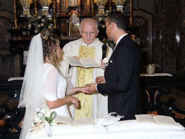 Il matrimonio di Mirco e Stefania a Triuggio, Monza e Brianza 20