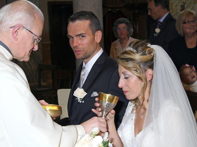 Il matrimonio di Mirco e Stefania a Triuggio, Monza e Brianza 24