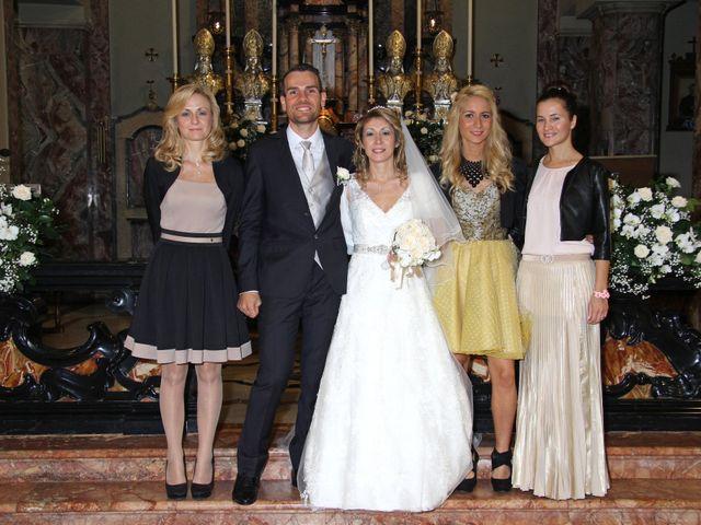 Il matrimonio di Mirco e Stefania a Triuggio, Monza e Brianza 25