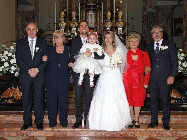 Il matrimonio di Mirco e Stefania a Triuggio, Monza e Brianza 26