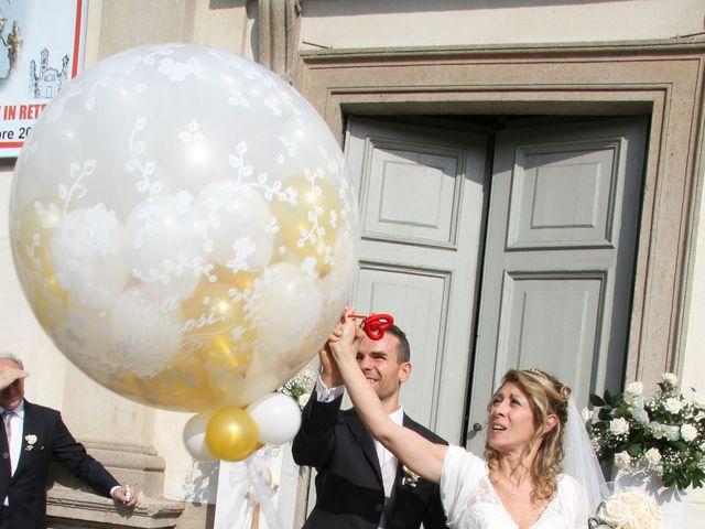 Il matrimonio di Mirco e Stefania a Triuggio, Monza e Brianza 29