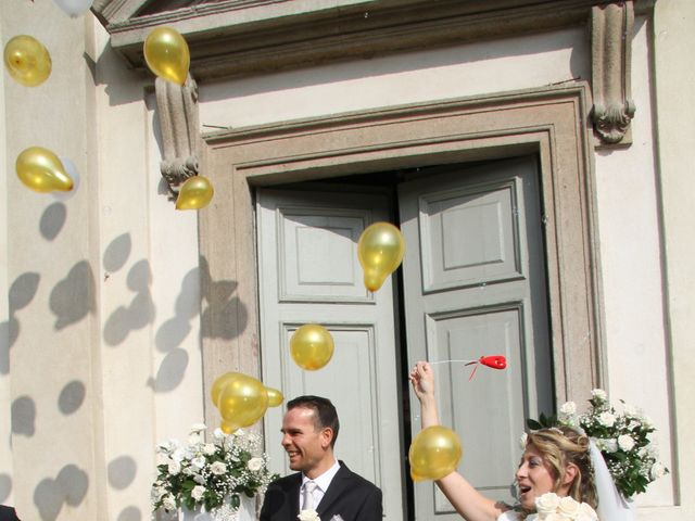 Il matrimonio di Mirco e Stefania a Triuggio, Monza e Brianza 30
