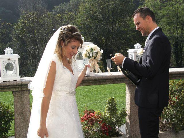 Il matrimonio di Mirco e Stefania a Triuggio, Monza e Brianza 33