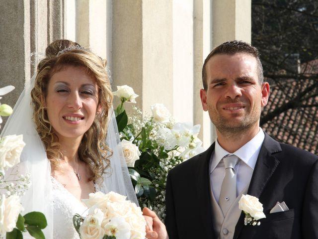 Il matrimonio di Mirco e Stefania a Triuggio, Monza e Brianza 35