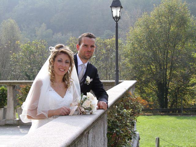 Il matrimonio di Mirco e Stefania a Triuggio, Monza e Brianza 36