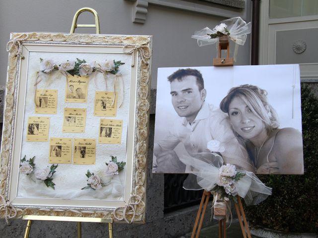 Il matrimonio di Mirco e Stefania a Triuggio, Monza e Brianza 39