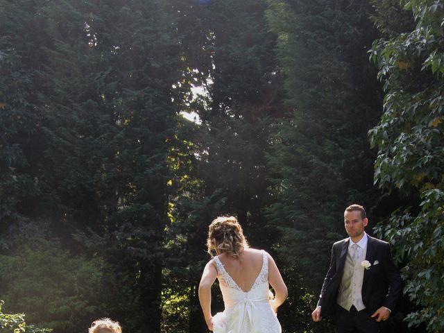 Il matrimonio di Mirco e Stefania a Triuggio, Monza e Brianza 42