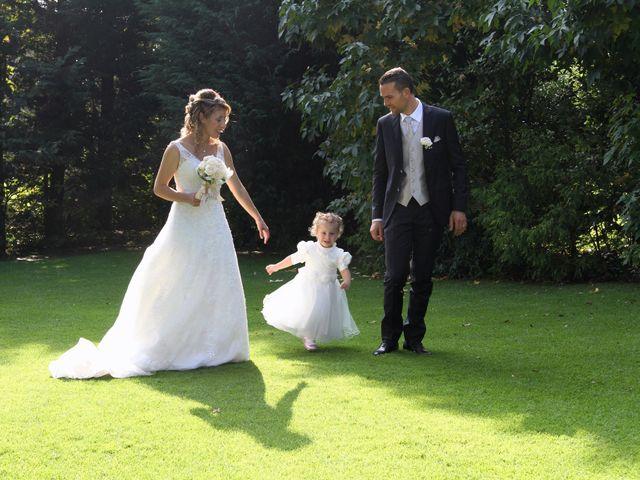 Il matrimonio di Mirco e Stefania a Triuggio, Monza e Brianza 43