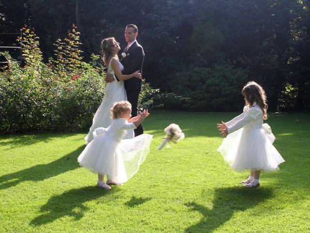 Il matrimonio di Mirco e Stefania a Triuggio, Monza e Brianza 45