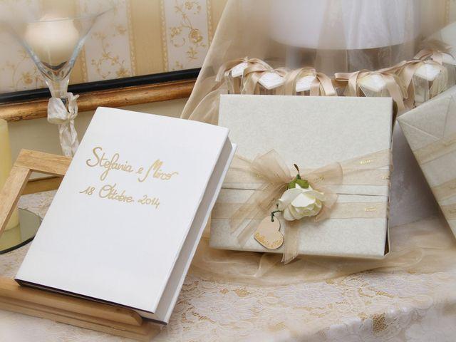 Il matrimonio di Mirco e Stefania a Triuggio, Monza e Brianza 47