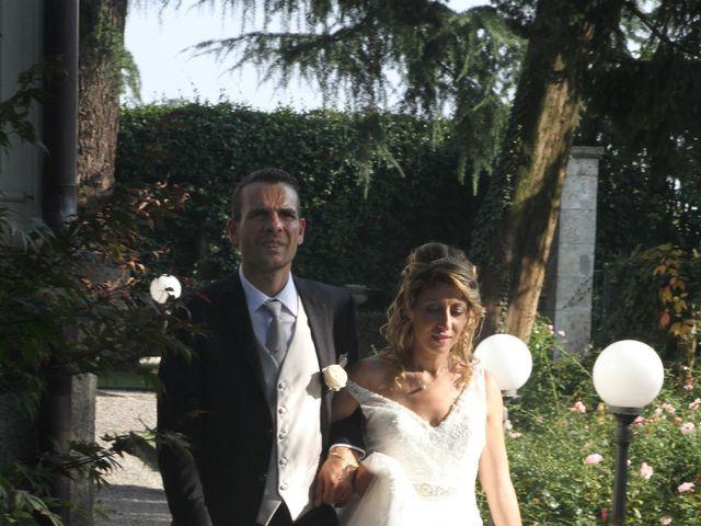 Il matrimonio di Mirco e Stefania a Triuggio, Monza e Brianza 52
