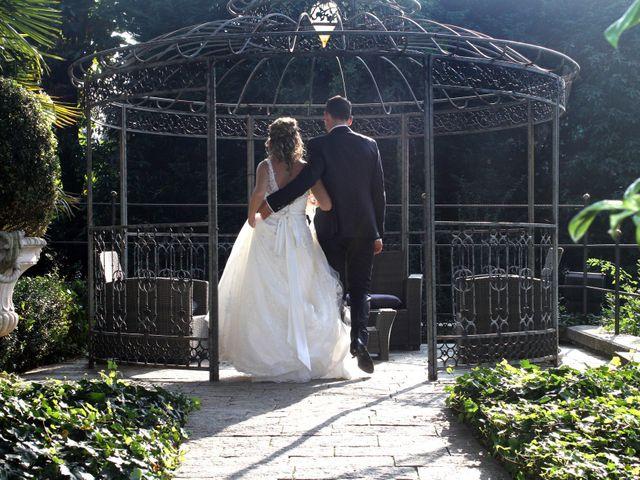 Il matrimonio di Mirco e Stefania a Triuggio, Monza e Brianza 53