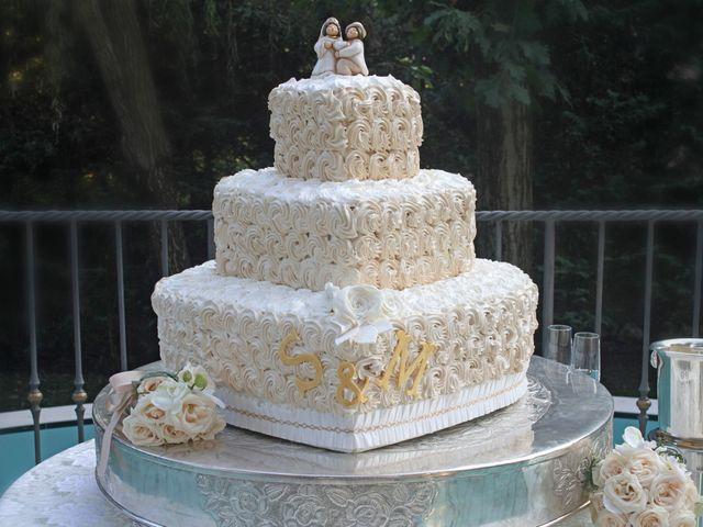 Il matrimonio di Mirco e Stefania a Triuggio, Monza e Brianza 61
