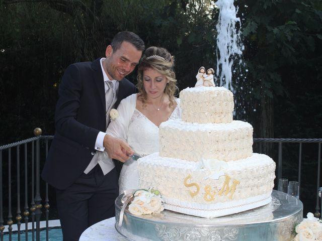 Il matrimonio di Mirco e Stefania a Triuggio, Monza e Brianza 62