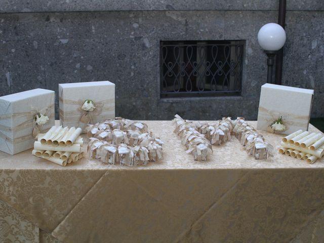 Il matrimonio di Mirco e Stefania a Triuggio, Monza e Brianza 60