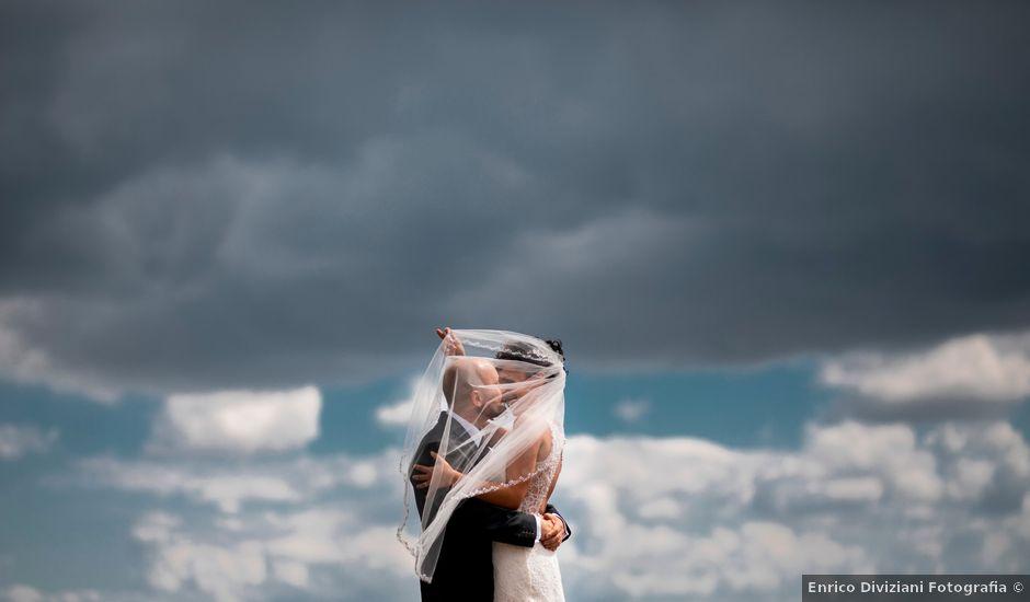 Il matrimonio di Chiara e Matteo a Celleno, Viterbo