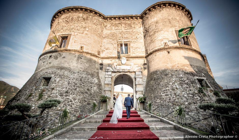 Il matrimonio di Cristian e Antonella a Faicchio, Benevento