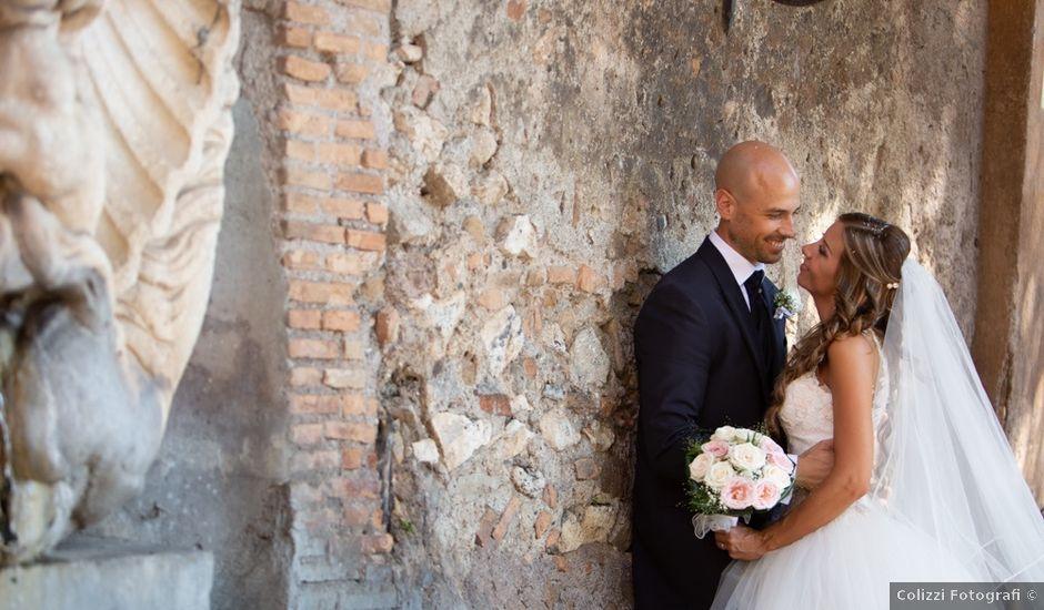 Il matrimonio di Giorgio e Paola a Roma, Roma