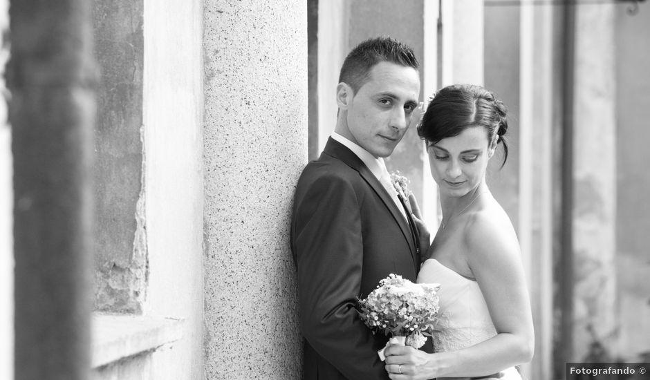 Il matrimonio di Gerry e Chiara a Lainate, Milano