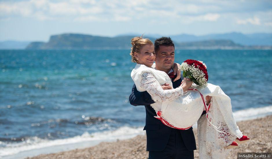 Il matrimonio di Giuseppe e Alessandra a Sinnai, Cagliari