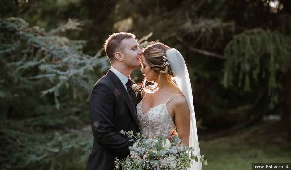 Il matrimonio di Cristian e Flavia a Lucca, Lucca