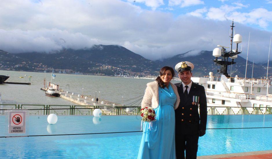 Il matrimonio di Yexi Alexandra  e Giovanni a La Spezia, La Spezia